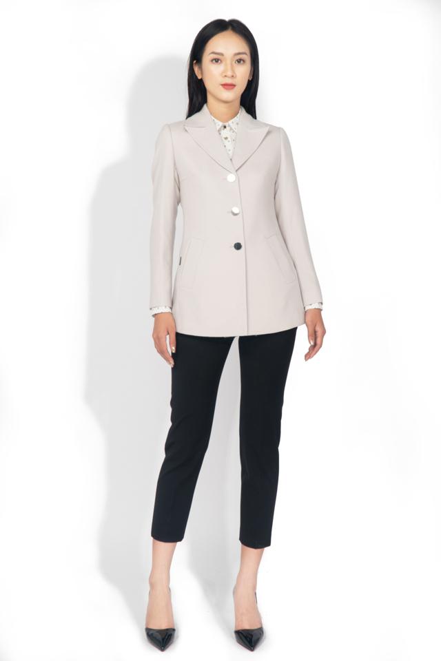 Áo măng tô nữ ngắn Cầu Giấy